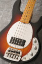 MUSIC MAN Classic StingRay 5 (Vintage Sunburst/Maple) 《5弦ベース》【送料無料】