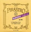 Pirastro Eudoxa オイドクサ チェロ弦 C線 ガット/シルバー巻