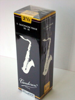 Vandoren bundren traditional for tenor saxophone (5 pieces)