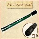 Xaphoon PocketSAX (Green)《ポケットサックス》【お得なケース付きセット】【送料無料】【正規輸入品】