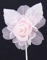 ローズピック PINK(造花 花材 アートフラワー)