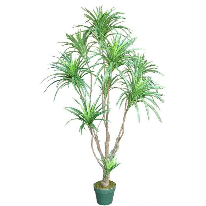 【送料無料】ユッカ 145cm 【観葉植物 造花 CT触媒/光触媒 フェイクグリーン】[W-S] 癒しのグリーンでいつでも空気すっきり♪