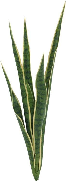サンセベリア (サンスベリア 造花 観葉植物 フェイクグリーン CT触媒 光触媒)