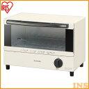 オーブントースター ホワイト EOT-011-W オーブン ...