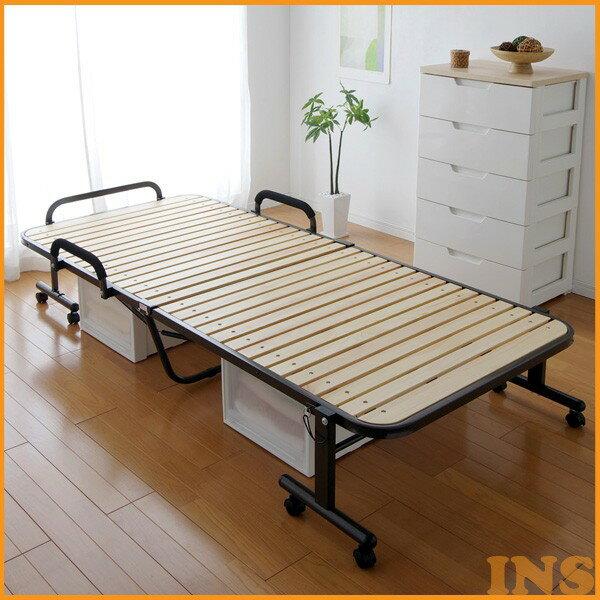 ≪送料無料≫折りたたみすのこベッド OTB-WH アイリスオーヤマ ◆当店のセールページはこちら◆