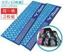 【メール便OK】■ミズノ(mizuno)・スポーツタオル(2...