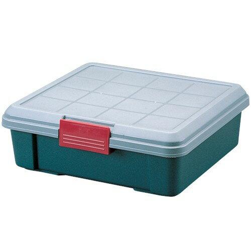 【送料無料】RV BOX 450F グレー/ダークグリーン【収納 カー用品 アウトドア レジャー カー収納 トランク】【アイリスオーヤマ】【RCP】