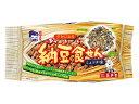 岩手屋 小松製菓 納豆食(なっとく)せんしょうゆ味
