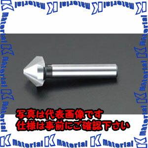 【P】ESCO(エスコ) 45.0mm カウンターシンク(3枚刃・12mm軸・HSS) EA827HG-45 【ポイント10倍】