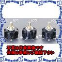 【P】ESCO(エスコ) 125V/ 6A 1回路・2接点/小型 ロータリースイッチ EA940DH-521
