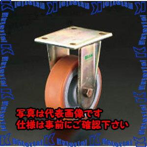 ESCO(エスコ) 250mm キャスター(固定金具) EA986KP-250