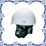 タニザワ 保護帽 ヘルメット 軽作業帽・乗車用安全帽 PC-5 ワンタッチあごひも(タレ付き)