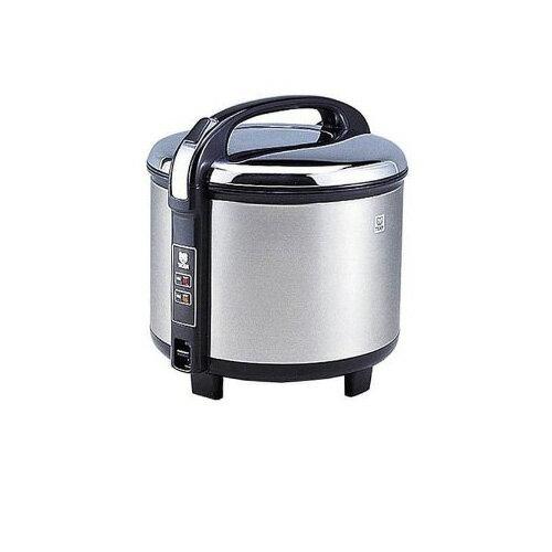 [JCC-270P-XS]タイガー業務用厨房機器業務用炊飯ジャー炊きたて1升5合炊き100Vステンレ
