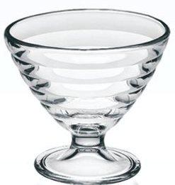 Former DURALEX ( duralex ) VIVA (BIBA) ice cream Cup