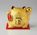 ラッピング無料 ギフト 贈り物 プレゼント/ 金運招き猫(金球) /敬老の日 新築祝い 引き出物 母の日 父の日