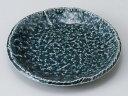 和食器 和皿 小皿 大皿 中皿/ 紺釉丸銘々皿 /おしゃれ 陶器 業務用 家庭用 Japanese Plate