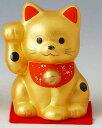 ミニ招き猫 小 金(右)