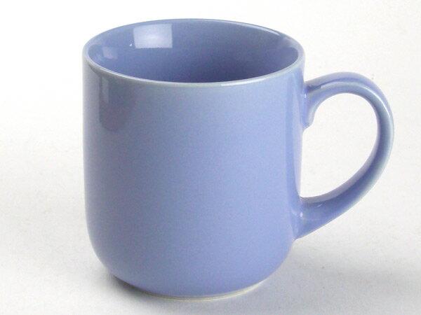 ライトパープル底丸マグカップ