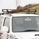 ジムニー パーツ エクステリア ルーフラック 精興工業製タフレック ルーフレール有り車両用 JB23/33/43専用 アピオ特別仕様 アピオ APIO