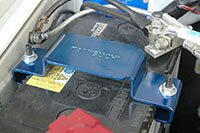 ジムニー インテリア バッテリー アルマイト タニグチ