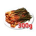 韓サイ 手作り ねぎキムチ 300g ★韓国食品★韓国料理/韓国食材/韓国キムチ/キムチ/おかず/漬物/ポギキムチ/ねぎキムチ