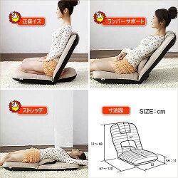 座椅子:機能