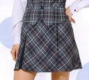 スカート レディースアミューズメント パチンコ店女性用 スカートスタンダードなタータンチェック