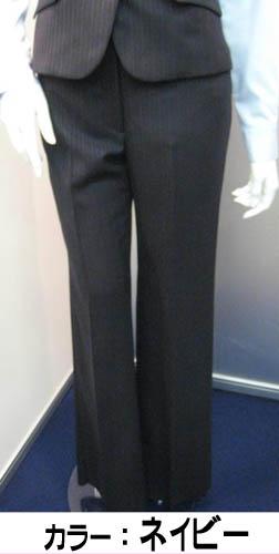 事務服 ストライプ パンツユニフォーム 制服理想の温度帯をキープ!進化系スーツ 女子事務服,ユニフォーム,制服,スーツジャケット,ベスト,ブラウス,スカート,パンツなどの専門店♪※商品はすべて単品での販売です