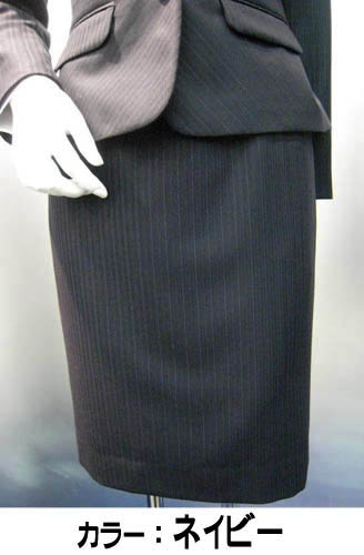 事務服 ストライプ タイトスカートユニフォーム 制服理想の温度帯をキープ!進化系スーツ 女子事務服,ユニフォーム,制服,スーツジャケット,ベスト,ブラウス,スカート,パンツなどの専門店♪※商品はすべて単品での販売です