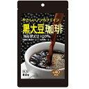 ユニマットリケン 国産黒大豆珈琲 80g