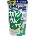 【メール便送料無料・同梱代引き不可】DHC カルシウム/マグ 60日分 180粒入