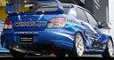 GP SPORTS (ジーピースポーツ) EXAS EVO Tune マフラーインプレッサ WRX STi(アプライドE〜G)GH-GDB EJ20(ターボ) 04/6〜07/6