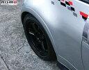 nismo 【ニスモ】 フェンダーカバーフェアレディZ Z33 (〜'07/1) [リア左右セット]