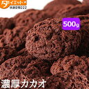 豆乳おからクッキー 500g カカオ薫るほろ苦い大人なビター...