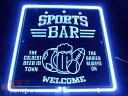 SPORT BAR スポーツバー BEER ビール 特大 3D ネオン看板 インテリア コレクション