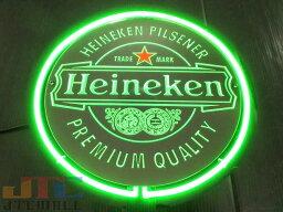 Heineken ハイネケン 特大 3D 緑ネオン管 ネオン看板 インテリア コレクション ネオンサイン 広告 店舗用 NEON SIGN アメリカン雑貨 看板 ネオン管