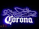 Corona コロナ ビール LED 3D ネオン看板 ネオンサイン 広告 店舗用 NEON SIGN アメリカン雑貨 看板 ネオン管