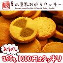 【メール便送料無料】【夏の豆乳おからクッキー お試し 250g】豆乳おからクッキー 訳あり おからク...