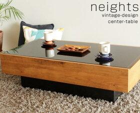 ネイツセンターテーブルリビングテーブルコーヒーテーブル