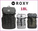 ROXYロキシー 164315カブセ型リュックサック18L