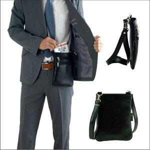 日本製豊岡製鞄ショルダーバッグメンズミニショルダー【平野鞄】#16360仕様1