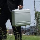 ブロンプトンBROMPTON アルミ アタッシュケースA4F 42cm PC対応 #21200【代引き料・送料無料】【楽ギフ_包装選択】【smtb-k】【kb】【RCP】【平野鞄】
