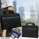 ブリーフケース メンズ ビジネスバッグ Pathfinder パスファインダー AVENGER アベンジャー ナイロン 2WAY A4 ショルダーバッグ ショルダー付 軽量 リクルート メンズバッグ ブランド プレゼント 通勤バッグ