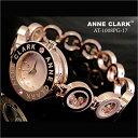 【腕時計】ANNE CLARK Pinkgold 天然シェル ピンク 文字盤[AT1008-17PG] アンクラーク レディース 腕時計 時計 婦人 レディース ブレスウォッチ かわいい プレゼント リストウォッチ 防水 通販 送料無料