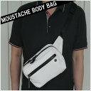 【ウエストバッグ&ボディバッグの2WAY】【ボディバッグ】MOUSTACHE(ムスタッシュ) ウエスト&ボディバッグ JIT-4410 ウエストバッグ メンズ ボディバッグ メンズ