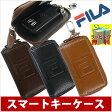 【キーケース】FILA(フィラ) スマートキーケース 61FL26 スマートキーケース トヨタ スマートキーケース 革 リモコンキーケース 革