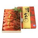 醃漬鱈魚子 - かば田の柚子風味昆布漬辛子めんたい