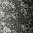 RoomClip商品情報 - 【国内 送料無料】 イギリス製(ヨーロッパ) のりなし 輸入壁紙 ANNA FRENCH(アンナフレンチ) 【カタログ Wild Flora】 フリース(不織布)壁紙 クロス AT10112 [購入単位 1ロール(52cm×10m)] 【国内在庫品】