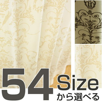 All draped casual curtains Loco 2 color * 54 size available.