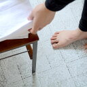 RoomClip商品情報 - 貼ってはがせる 壁紙 シール リメイクシート「Hatte me(ハッテミー)」アンティークタイル柄 グレー ATOG-03(65cm×1m)